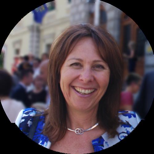 Régine Lépicier, fondatrice et gérante de Form1pact, organisme de formation.